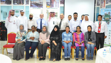 Ministry of Housing visits